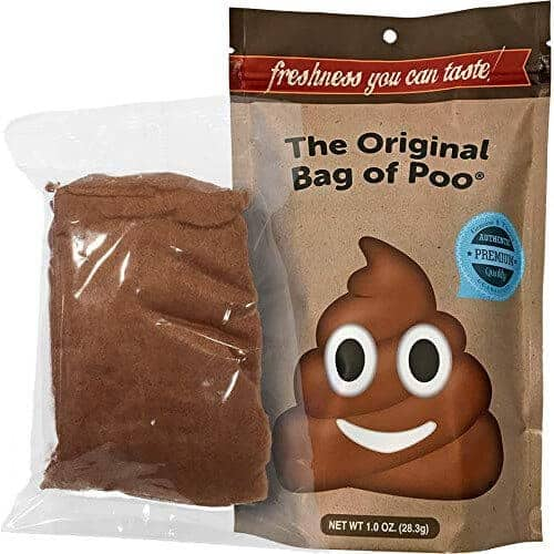 gift idea - Bag of Poo