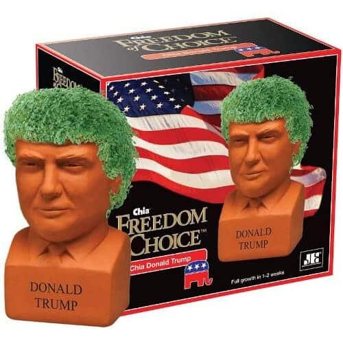 gift idea - Donald Trump Decorative Pottery Plante