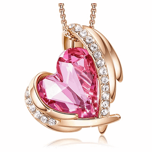 Gift Ideas — Heart Pendant Necklace