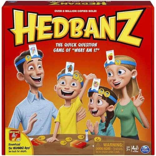 gift idea - HedBanz