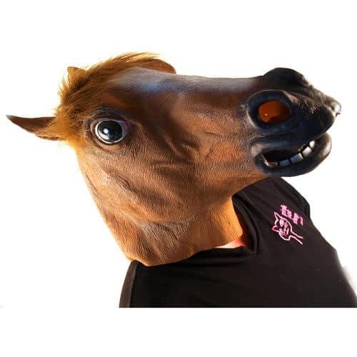 gift idea - Horse Head Mask