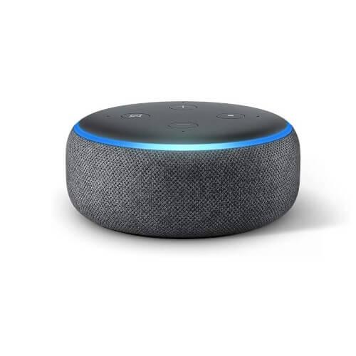 gift ideas — amazon echo dot speaker 3rd generation