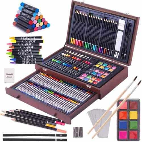 gift idea - art set beginer to pro