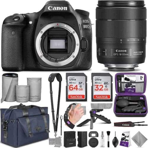 gift idea - canon camera set
