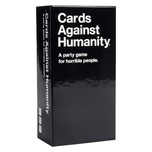 gift idea - cards against humanity