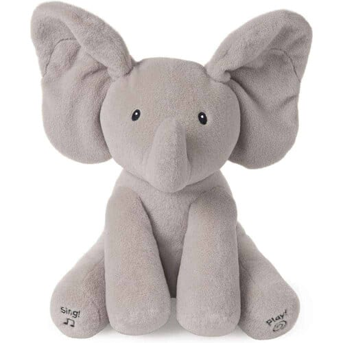 gift idea - elephant toy