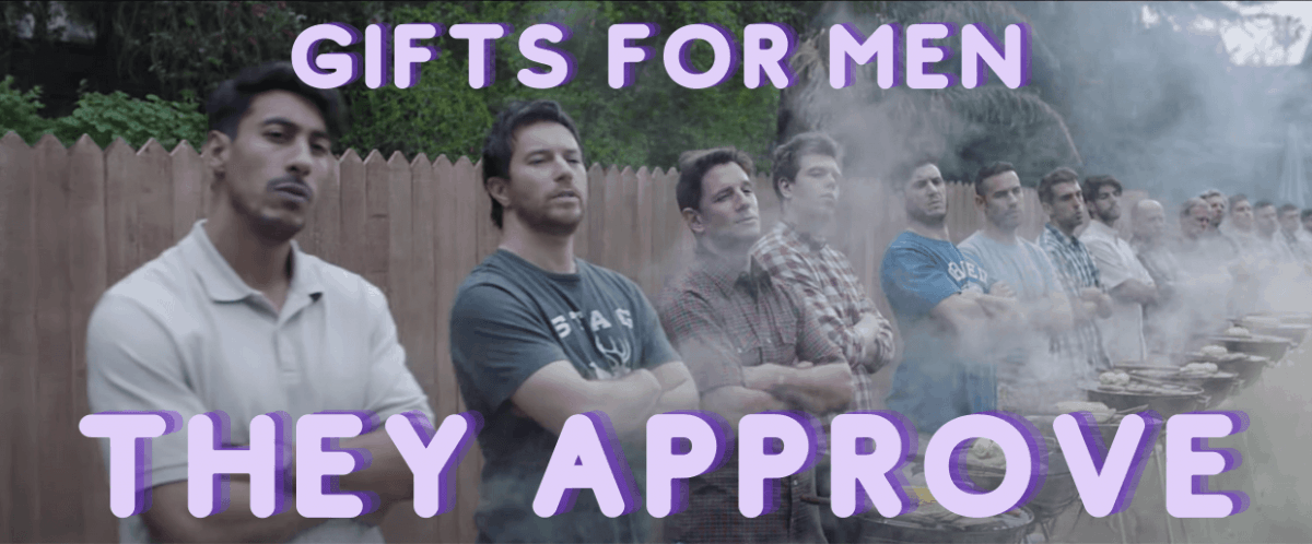 gifts for men they approve meme