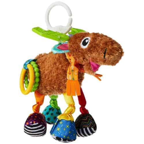 gift idea - moose clip on toy