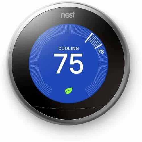 gift idea - nest thermostat