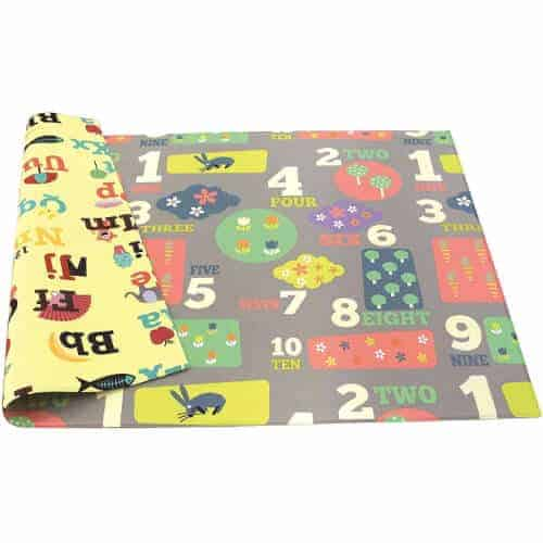 gift idea - play mat for infants