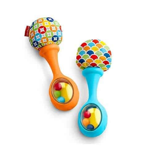 gift idea - rattle fisher price