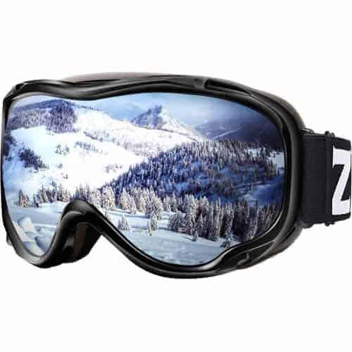 gift idea - snowboard goggles