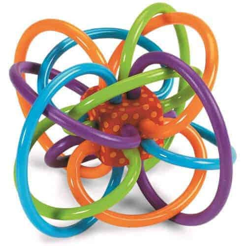 gift idea - toy rattle 1