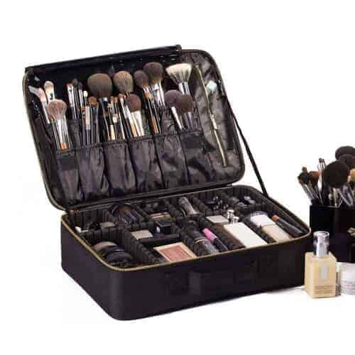 gift idea - travel makeup bag