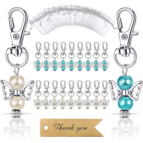 gift idea - Angel Favor Keychains