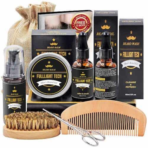 gift idea - Beard Kit for Men Grooming