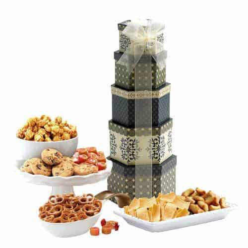 gift idea - Sweets Gift Tower