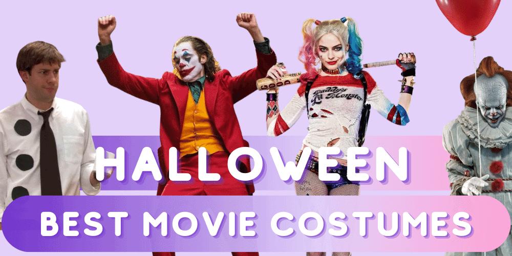 best movie costume for halloween