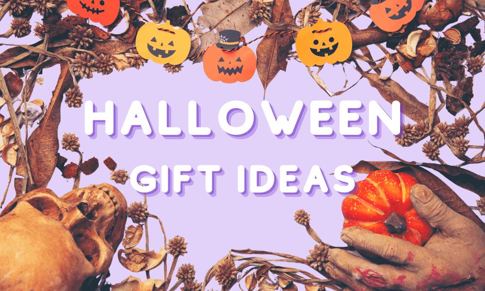 lots of halloween gift ideas