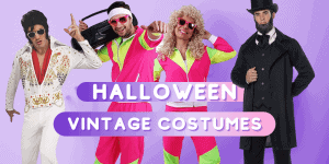 gift idea - vintage costumes for halloween